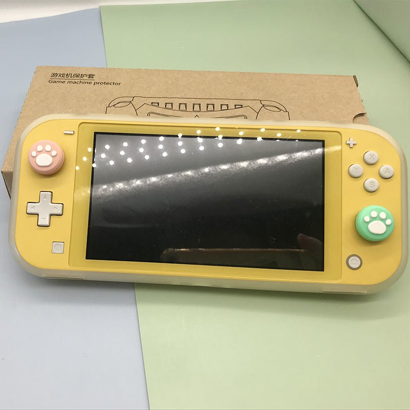 Switch Lite Cover Case with 2 card slots