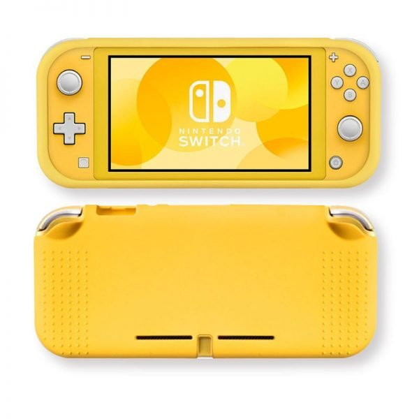 Gcontrollers-Nintendo-Switch-Lite-Silicon-Soft-Protective-Case