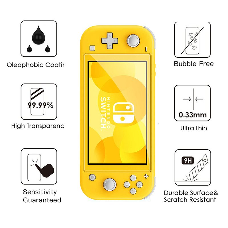 Nintendo-Switch-Lite-Screen-Protector-Ultra-Clean-Full-HD-Feature