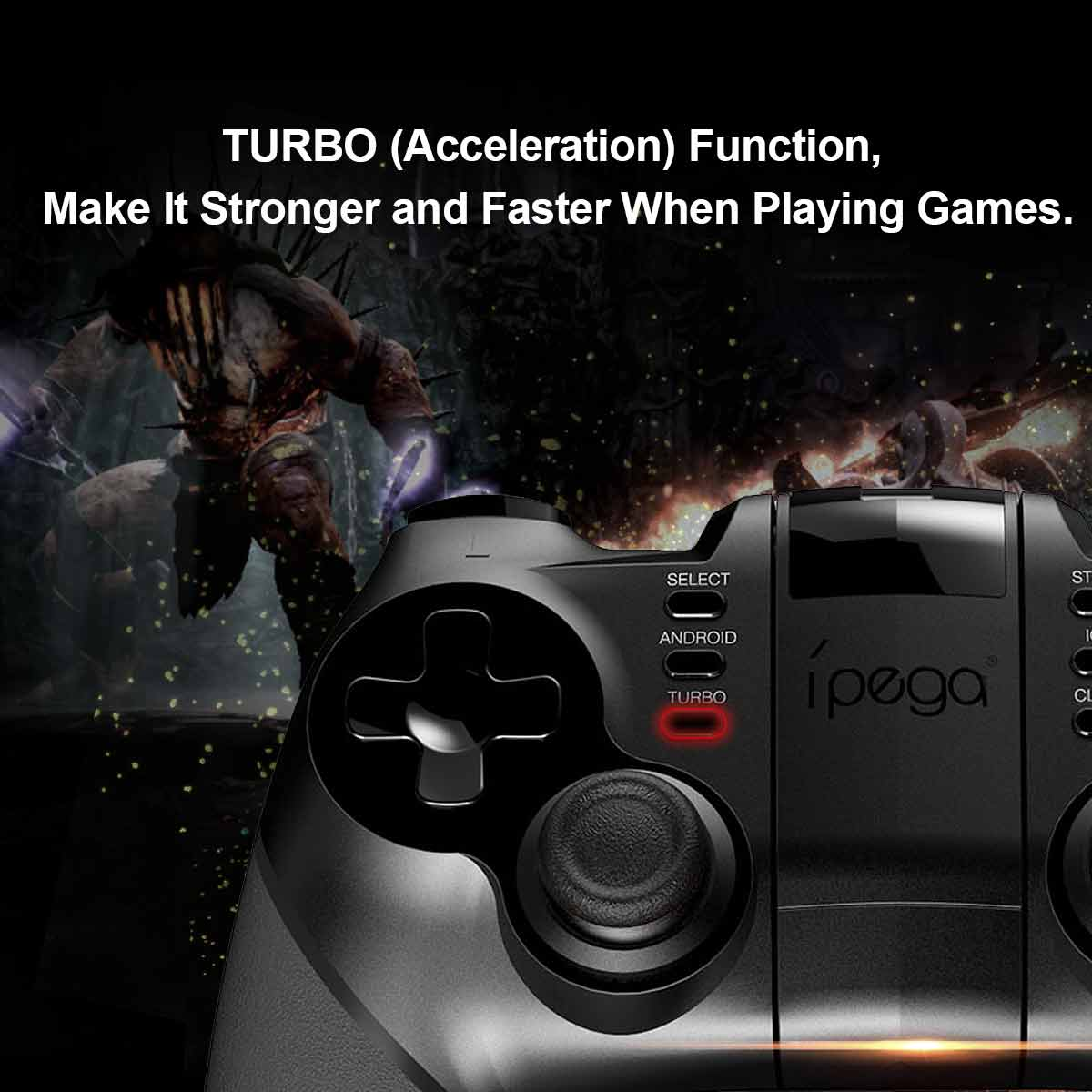 Gcontrollers-Ipega-9156-Mobile-Game-Controller-Bluetooth-Game-Controller retail package