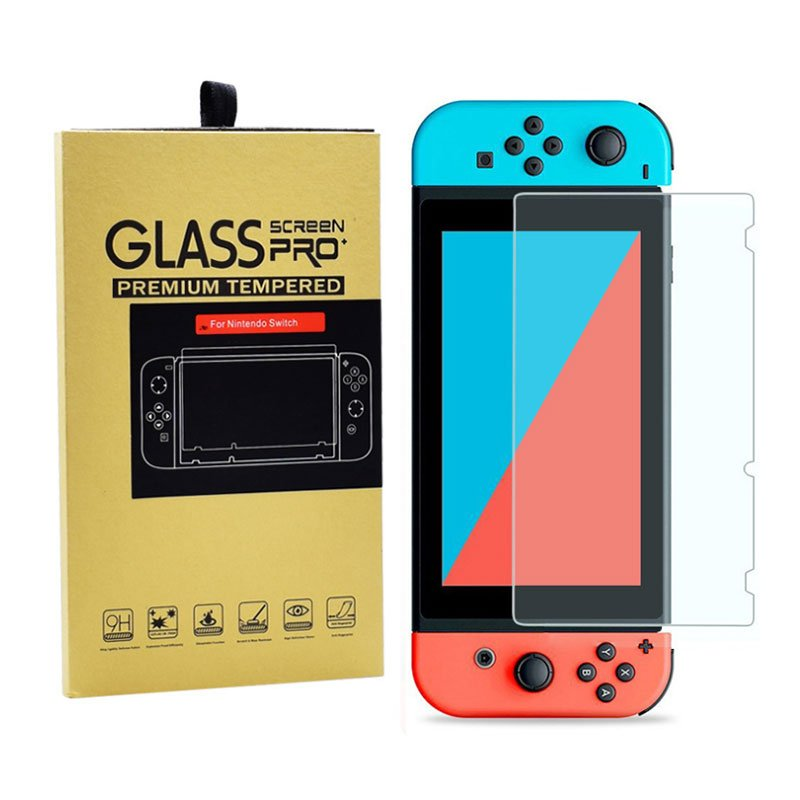 nintendo switch screen protector package