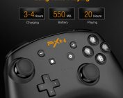 GCONTROLLERS Wireless Gamepad for Nintendo Switch Consoles with NFC Function (1)