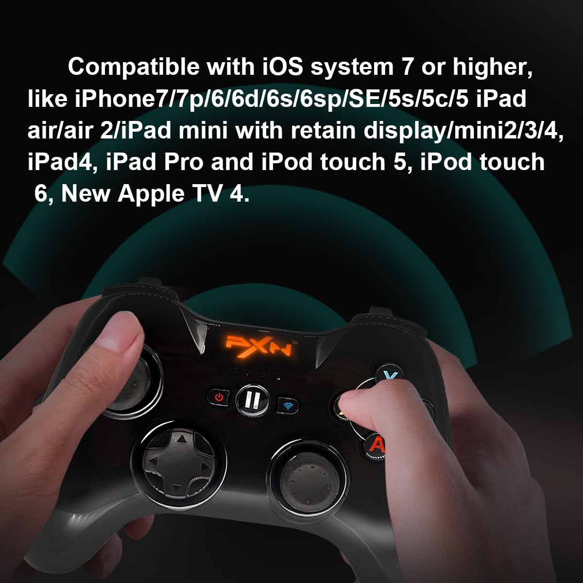 gContollers-6603-MFI-Game-Controller-iOS-System-Compatible-