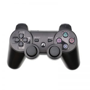 Gcontrollers-Wireless-PS3-Gamepad-Playstation-game-controller-Color-Pure-Black